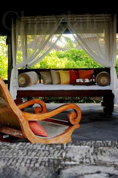 Girl About Home: Balinese Villa