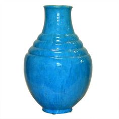 Large Mary Yancey Vase, Circa 1930.
