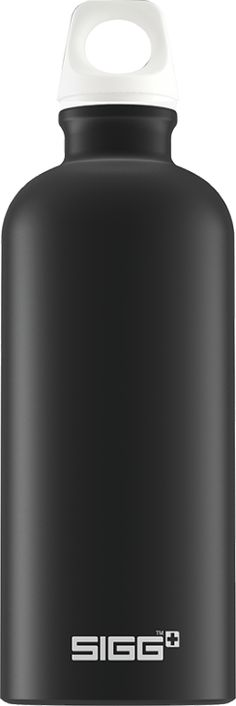 Sigg 84437 Traveller Touch drinking bottle 20 oz Black -- See this great product. (This is an affiliate link)