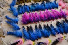 Summer tying - Anadromy Fly Fishing