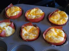 Butterball Turkey Bacon Egg Cups Recipe   Maija's Mommy Moments