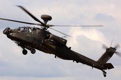 WAH-64D Longbow Apache - RIAT 2012 - Explored :-) by Airwolfhound