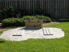 length of a horseshoe pit - Google Search