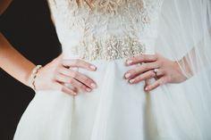 Imagine prin We Heart It #beautiful #girls #weddingdress