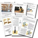 Trucs et astuces pour l'utilisation des machines et le travail du bois -HM diffusion