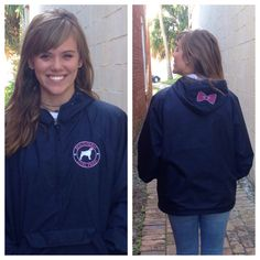 ~B R E E Z Y~ days are for Southern Girl Prep windbreakers. Check out this and more at southerngirlprep.com. #sgpreproadtrip