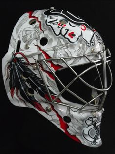 Stephane Bergeron of Griff Airbrushhas finished an updated version of