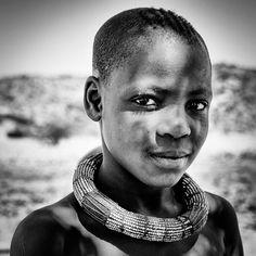 Himba Child 2006 sebastiao salgado