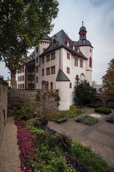Koblenz Rheinland Pfalz Alte Burg