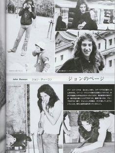 """Either be groovy or leave, man"" - Bob Dylan Queen Brian May, I Am A Queen, Greatest Rock Bands, Queen Freddie Mercury, Queen Band, John Deacon, Killer Queen, Music People, Van Halen"