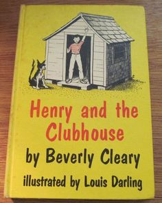 Beverly Cleary and the Klickitat Street books -- loved these as a kid, and they are still fun rereads!
