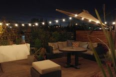 Rooftop patio #deck #roof #garden #design architect Jorge Ordoñez