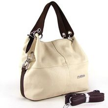 New 2015 Retro Vintage Women's Leather Handbag Tote Trendy Shoulder Bags Messenger Bag Bolsas crossbody bag for women L4-228(China (Mainland))