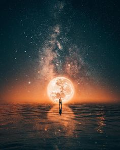 Surreal and Dreamlike Photo Manipulations by Kyle Kerr #inspiration #photography