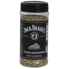 Jack Daniels Steak Rub