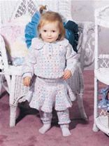 Free Crochet Baby Clothes Patterns - Free Crochet Childrens Clothing Patterns - Page 4