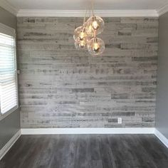 Stikwood (Distressed Grey)- Also sold at West Elm