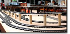 Track Layout Ideas for Your Model Train