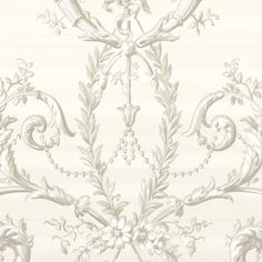 Little Greene Versailles - Argent - http://godecorating.co.uk/little-greene-versailles-argent/