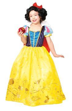 Amazon | ディズニー 白雪姫 スノーホワイト キッズコスチューム 女の子 100cm-120cm 95091S | ジョーク・どっきり 通販