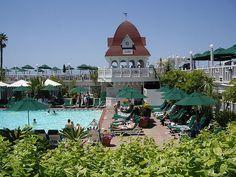 Hotel del Coronado, Coronado Island,CA