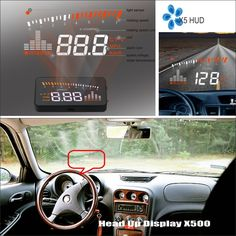 65.00$  Watch here - http://aliqa7.worldwells.pw/go.php?t=32789401413 - Car HUD Head Up Display For Alfa Romeo 156 / 159 / 166 / 147 - Reflect car information onto windshield to maintainClear headed 65.00$