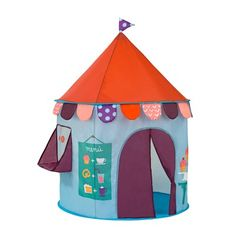 cupcake bakery tent for kids by casaideas