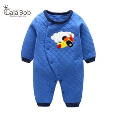 CalaBob Winter Jumpsuit Sleeve Overalls