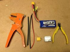 Convert Old Cordless Tools to Lithium Power: 5 Steps (with Pictures) Homemade Tools, Diy Tools, Hand Tools, Cordless Power Tools, Power Tool Batteries, Battery Tools, Battery Drill, Battery Hacks, Cordless Drill Reviews