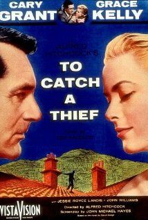 To Catch a Thief -- not sure actually whether I've seen it. Love seeing those two actors though...