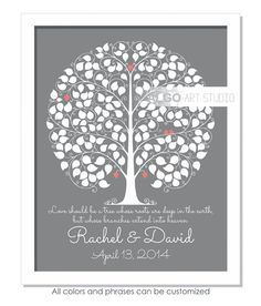 Wedding Guestbook Tree  Wedding Guestbook Alternative by ALGOprint