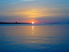 L'alba di Stintino. La meditazione quì è d'obbligo!!!