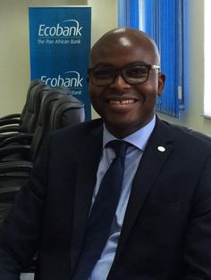 Wilfred Bocco, Head of Domestic Banking, Ecobank, Rwanda