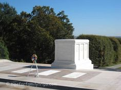 Tips for visiting Arlington National Cemetery with the family.