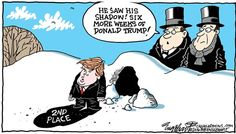 Tuesday, February 2, 2016 - View more Opinion Cartoons here: http://www.norwichbulletin.com/photogallery/CT/20160201/PHOTOGALLERY/201009999/PH/1 #Opinion #Cartoon #Comic #Politics