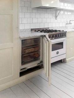 Platsbyggt kök på söder