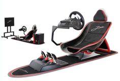 J3SIM - Professional Racing Simulators  - 1