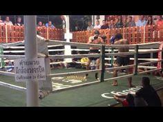 Muay Thai kick boxing fights in Hua Hin Thailand