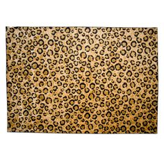 L.A. Rugs Leopard Skin Area Rug   from hayneedle.com