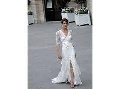 Resultado de imagem para vestidos de novia para el civil