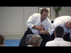 Aikido: Christian Tissier Berlin 2016 - YouTube
