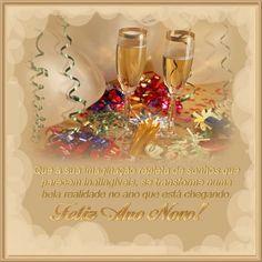 CONFISSÕES Á VIDA...: Gifs de Ano Novo... Happy New Year