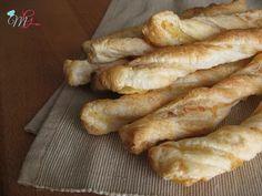Torciglioni al formaggio - La Cucina di MariGiù