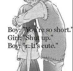 cute couple anime quotes The Random Vibez gets you the best collection of Cute Couple Quotes, Wallpapers, Images, Pictures for you to share and dedicate to your love of your life. Cute Love Quotes, Cute Couple Quotes, Cute Couple Comics, Cute Couple Things, Couples Anime, Couples Comics, Cute Couples, Anime Couples Cuddling, Cute Relationship Goals