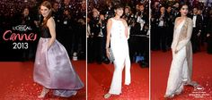 Red Carpet 15.05 Julianne Moore, Madame Inés de la Fressange y Sonam Kapoor