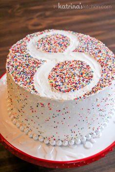 #Geburtstagstorte