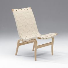 Eva chair designed by Bruno Mathsson.