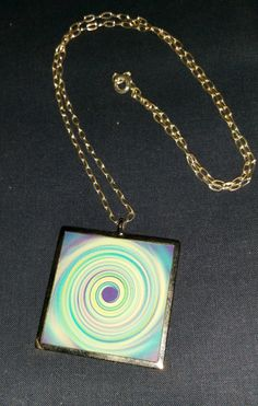 Colorful Swirls by PleinDesign on Etsy