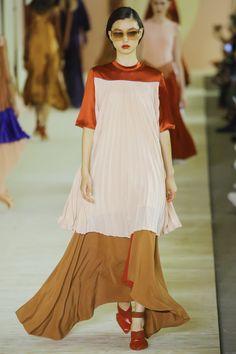Roksanda Spring 2017 Ready-to-Wear Fashion Show