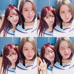 DaYe and Taeha
